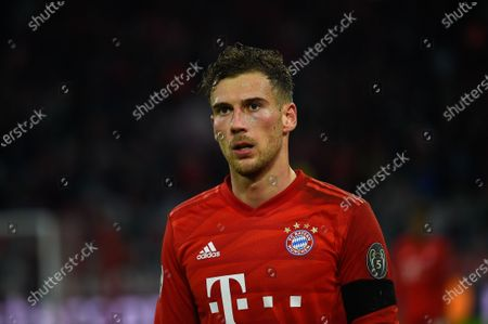 Stock Photo of Leon Goretzka from Bayern