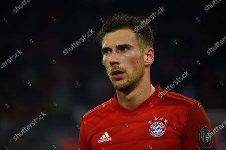 Leon Goretzka from Bayern