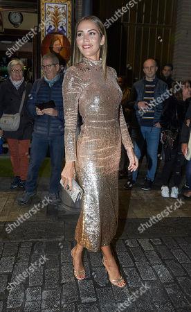 Editorial photo of Harper's Bazaar Attitude Awards, Madrid, Spain - 05 Nov 2019