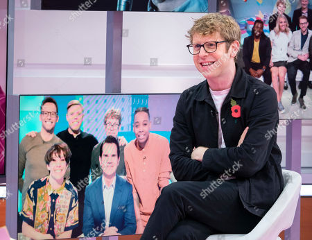 Stock Picture of Josh Widdicombe