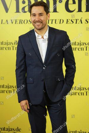 Stock Photo of Javier Godino