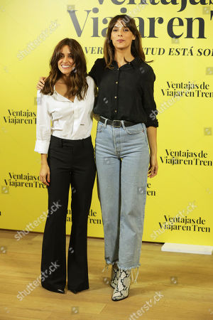 Editorial picture of 'Ventajas De Viajar En Tren' film photocall, Madrid, Spain - 05 Nov 2019