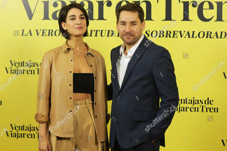 Editorial image of 'Ventajas De Viajar En Tren' film photocall, Madrid, Spain - 05 Nov 2019