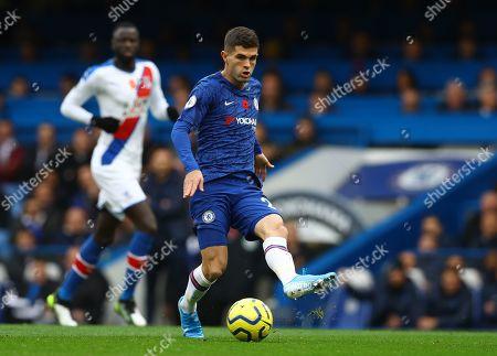 Editorial image of Chelsea v Crystal Palace, Premier League, Football, Stamford Bridge, London, UK - 09 Nov 2019
