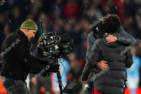 Editorial image of Liverpool v Manchester City, Premier League, Football, Anfield, Liverpool, UK - 10 Nov 2019