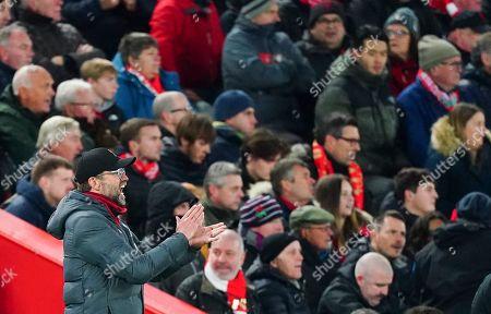 Stock Picture of Liverpool manager Jurgen Klopp