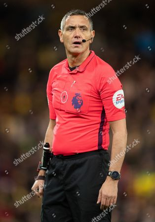 Editorial picture of Norwich City v Watford, Premier League, Football, Carrow Road, Norwich, UK - 08 Nov 2019