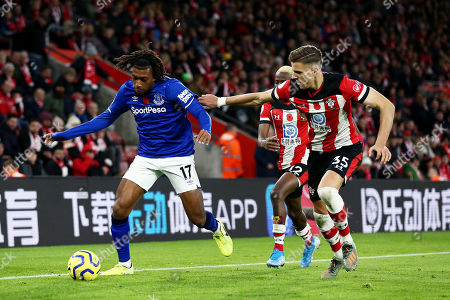 Editorial image of Southampton v Everton, Premier League, Football, St Mary's Stadium, Southampton, UK - 09 Nov 2019
