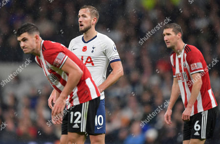 Editorial image of Tottenham Hotspur v Sheffield United, Premier League, Football, The Tottenham Hotspur Stadium, London, UK - 09 Nov 2019