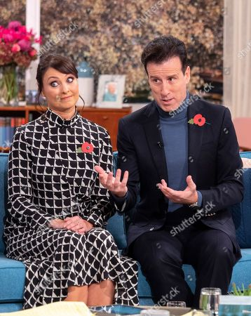Editorial picture of 'This Morning' TV show, London, UK - 07 Nov 2019