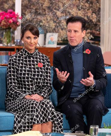 Editorial photo of 'This Morning' TV show, London, UK - 07 Nov 2019