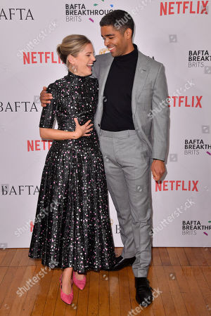 Denise Gough and Kingsley Ben-Adir