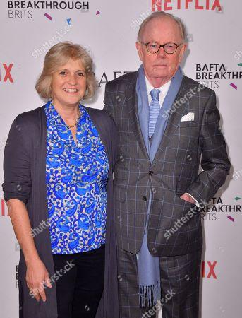 Hilary Amanda Jane and Michael Whitehall