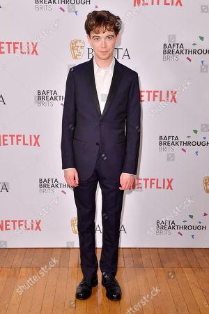 Editorial picture of BAFTA Breakthrough Brits, Arrivals, London, UK - 07 Nov 2019