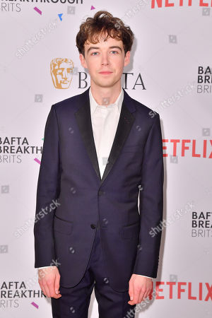 Stock Picture of Alex Lawther