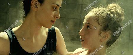 Stock Photo of Irmena Chichikova as Boryana and Daria Vitkova as Viktoria (2nd age)
