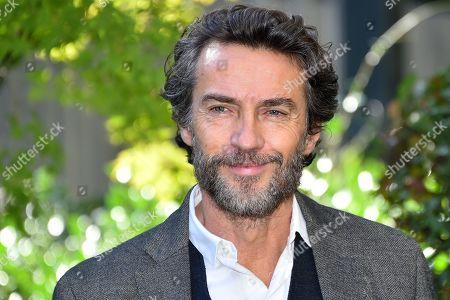 Editorial picture of 'Enrico Piaggio Un Sogno Italiano' TV show, Rome, Italy - 07 Nov 2019
