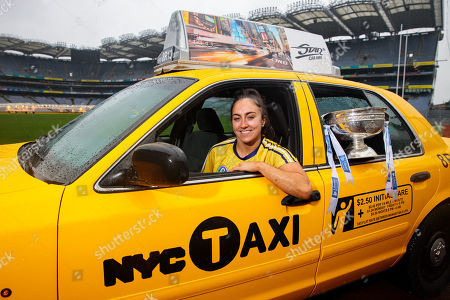 Editorial picture of Launch Of The Liberty Insurance Camogie All-Stars Tour To New York, Croke Park, Dublin  - 07 Nov 2019