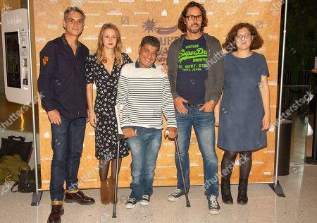 Stock Image of Jury Series Projects - Allan Mauduit Tiphaine Daviot Adda Abdelli Bertrand Deve and Segolen Zaug