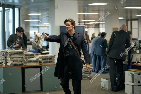 Matt Smith as Martin Bright