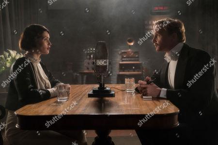 Gemma Arterton as Vita Sackville-West and Rupert Penry Jones as Harold Nicolson