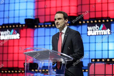 Editorial photo of 2019 Web Summit in Lisbon, Portugal - 07 Nov 2019