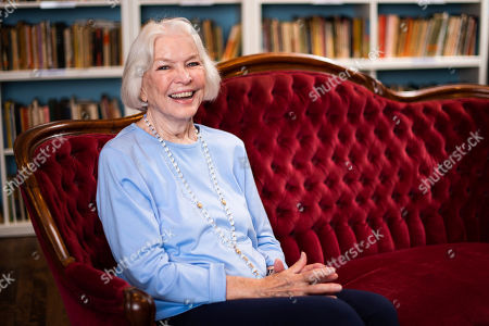 Editorial image of Ellen Burstyn Portrait Session, New York, USA - 28 Sep 2019