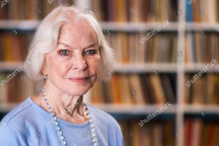Editorial picture of Ellen Burstyn Portrait Session, New York, USA - 28 Sep 2019