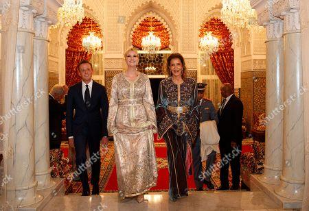 Editorial picture of US Ivanka Trump, Rabat, Morocco - 07 Nov 2019