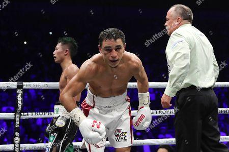 Editorial image of Boxing Oubaali Inoue, Saitama, Japan - 07 Nov 2019