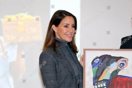 Princess Marie attends the National Church Aid's Christmas event. National Church Aid's aims to provide support to the world's poorest in the struggle for a dignified life. At the organization's Christmas event, partners are invited to thank them for their support in the fight against poverty. Princess Marie has been patron of the Norwegian Church Aid since 2011.