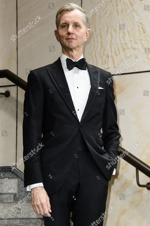 German singer Max Raabe arrives for the GQ Men of the Year 2019 awards show in Berlin, Germany, 07 November 2019. The international monthly men's magazine GQ presents the award to personalities from the show and music businesses as well as society, sport, politics, culture and fashion.
