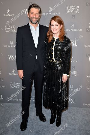 Editorial picture of 9th Annual WSJ. Magazine Innovator Awards, Arrivals, The Museum of Modern Art, New York, USA - 06 Nov 2019