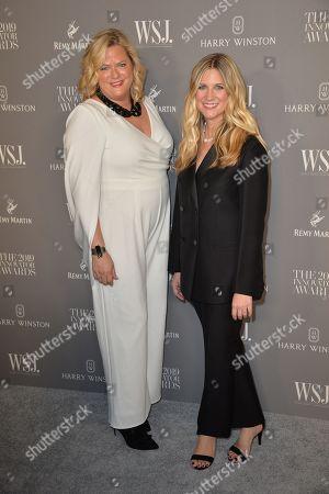Christina Van Tassell and Kristina O'Neill