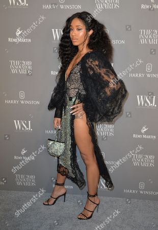 Editorial image of 9th Annual WSJ. Magazine Innovator Awards, Arrivals, The Museum of Modern Art, New York, USA - 06 Nov 2019