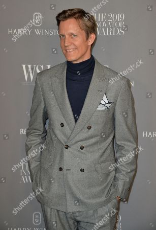 Stock Photo of Magnus Berger