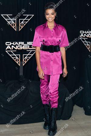 Editorial image of 'Charlie's Angels' film photocall, New York, USA - 07 Nov 2019