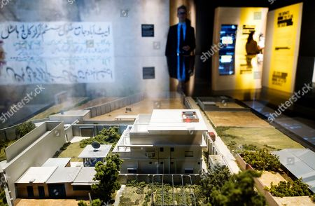 Editorial photo of 'Revealed: The Hunt for Bin Laden' exhibit preview at 9/11 Memorial Museum, New York, USA - 07 Nov 2019