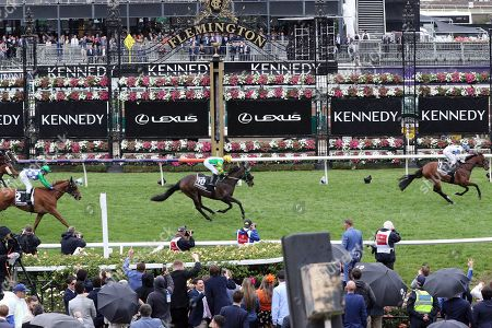 Editorial photo of Horse Racing - 07 Nov 2019