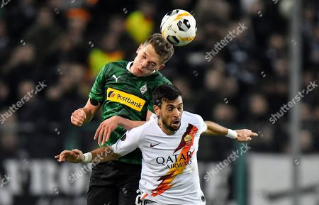 Editorial photo of Soccer Europa League, Moenchengladbach, Germany - 07 Nov 2019