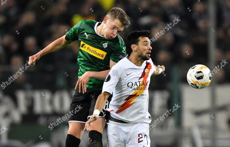 Editorial image of Soccer Europa League, Moenchengladbach, Germany - 07 Nov 2019