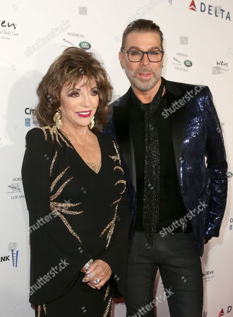 Editorial image of Mark Zunino Atelier Fashion and Cocktail Reception to Benefit The Elizabeth Taylor AIDS Foundation, Arrivals, Los Angeles, USA - 07 Nov 2019