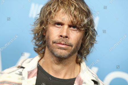 Stock Picture of Eric Christian Olsen