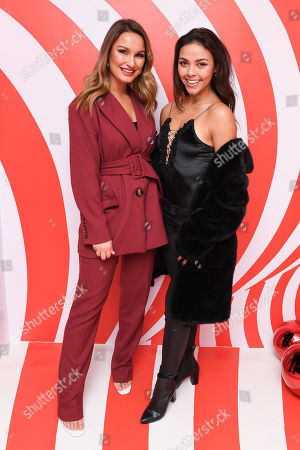 Sam Faiers and Vanessa Bauer