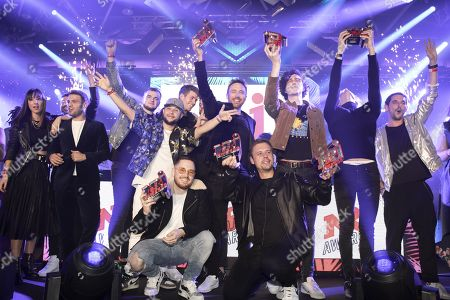 Editorial image of NRJ DJ Awards, Monaco - 06 Nov 2019