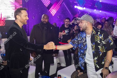 Editorial picture of NRJ DJ Awards, Monaco - 06 Nov 2019