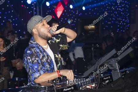 Editorial photo of NRJ DJ Awards, Monaco - 06 Nov 2019