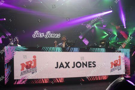 Stock Photo of Jax Jones performs