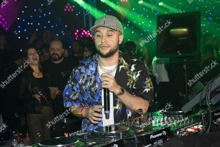 Editorial picture of NRJ DJ Awards, Monaco - 06 Nov 2019