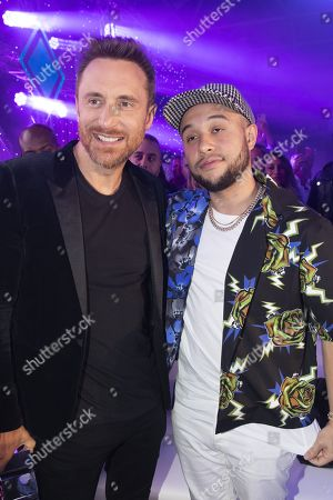 Editorial photo of NRJ DJ Awards, Monaco - 06 Nov 2019